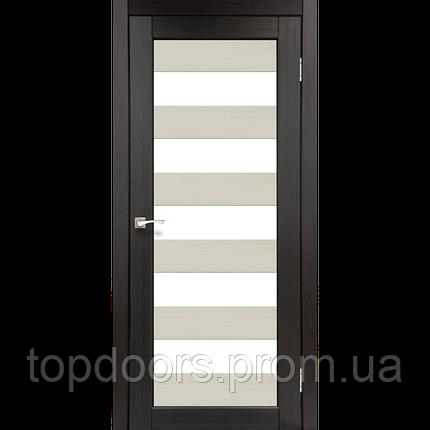 """Двери межкомнатные Корфад """"PC-04 ПО сатин"""", фото 2"""