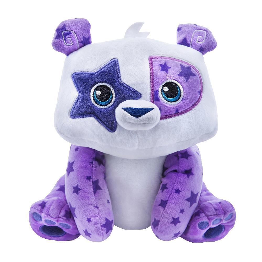 Jazwares Animal Jam Мягкая игрушка - Панда 24см
