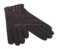 Женские кожаные перчатки фирменные