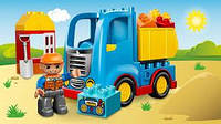 Конструктор серии 1029 (Аналог LEGO DUPLO Грузовик(Артикул: 10529)