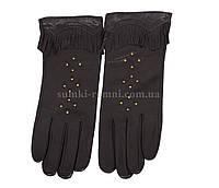 Стильные женские кожаные перчатки