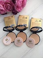 Компактная пудра для лица Malva Cosmetics Compact Powder, фото 1