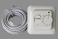 Терморегулятор с выносным датчиком для электрического теплого пола