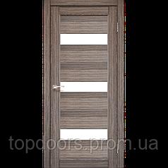 "Двери межкомнатные Корфад ""PD-12 ПО сатин"""