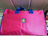 Спортивная розовая сумка 45/25, фото 1