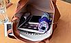 Сумка женская большая набор сумка через плечо Sharon  Серый, фото 4