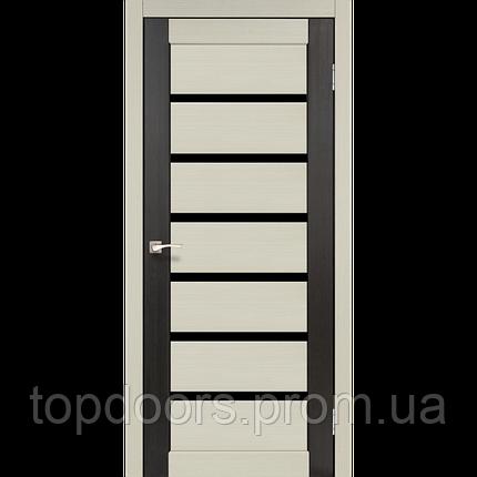 """Двери межкомнатные Корфад """"PCD-01 ПО сатин"""", фото 2"""