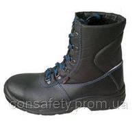Ботинки кожаные  S091 S3