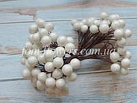 Калина глянцевая Белая, 1,2 см