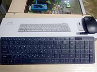 Беспроводная клавиатура с мышкой UKC k06, фото 1