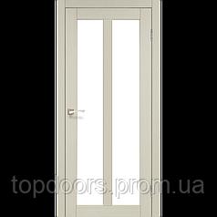 """Двери межкомнатные Корфад """"TR-02 ПО сатин"""""""
