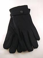 Перчатки мужские кашемир на плюше