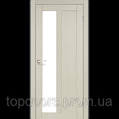"""Двери межкомнатные Корфад """"TR-03 ПО сатин"""""""