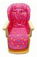 Чехол на стульчик для кормления Bambi Chicco Capella M 2512-5