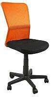 Детское компьютерное кресло BELICE, Black - Orange Бесплатная доставка