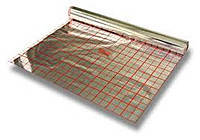 6m2 теплоізоляційна дзеркальна плівка-підкладка Cotar (Poland) для інфрачервоної теплої підлоги