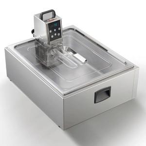 Гастроемкость для аппарата Softcooker Sirman S/s container GN 2/1 w/li