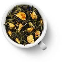Чай Gutenberg  зеленый с добавками Роза Парижа