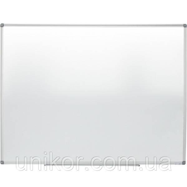 Доска магнитная сухостираемая, 45*60 см., алюминиевая рамка. BuroMax