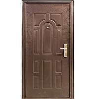 Дверь входная Y1S37C50 2050х860х40 мм левые