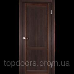 """Двери межкомнатные Корфад """"PL-01 ПО сатин"""""""