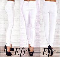 Женские джинсовые брюки сочных оттенков, фото 1