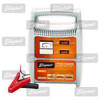 Зарядное автомобильное устройство интенсивная и стандартная зарядка 6-12В 12А 158W 100450 Elegant Plus