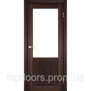 "Двери межкомнатные Корфад ""PL-02 ПО сатин"", фото 2"