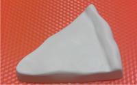 Пластиковая форма для мыла  Основа под пирог или пиццу