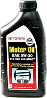Моторное масло Toyota Motor Oil SN 5W-30 1qt (00279-1QT5W)