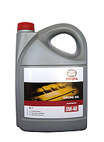 Моторное масло Toyota Engine Oil 5W-40 5л (0888080835)