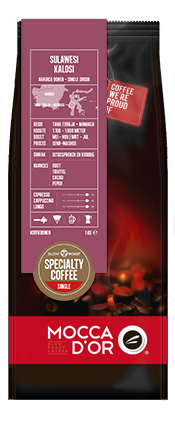 "Кофе в зернах Mocca D""or Sulawesi Kalosi 500 гр зерно"
