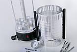 Электрошашлычница Vilgrand V1005 ( 5 шампур ), фото 4