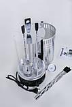 Электрошашлычница Vilgrand V1005 ( 5 шампур ), фото 6