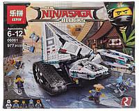 Конструктор Lepin 06061 Ниндзяго Ледяной танк (аналог Lego Ninjago Movie 70616)