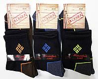 Мужские  махровые Термо-носки ALASKA.( Махровый след).
