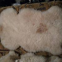 Овечья шкура натуральная. Длинный ворс,густой 83*60 см ворс 10 см