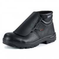 Ботинки кожаные  S 016 S1P PS сварщика