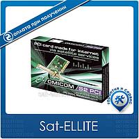 Omicom S2 PCI rev.3 (DVB-S/S2) - спутниковая карта для ПК