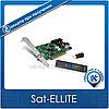 SkyStar HD2 TechniSat - DVB-S2 PCI карта + Пульт д/у (без диска)
