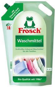 Гель для стирки Frosch Waschmittel 1,8л