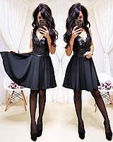 Платье коктейльное Мари, фото 1