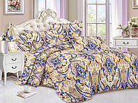 Двуспальный набор постельного белья 180*220 из Полиэстера №185 Черешенка™