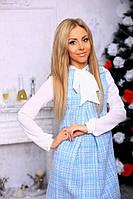 Платье ангора  р-ры 42-46, фото 1