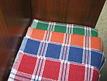 Набор вафельных полотенец кухонных  4 шт. 39х65 см, фото 2