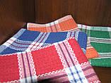 Набор вафельных полотенец кухонных  4 шт. 39х65 см, фото 4