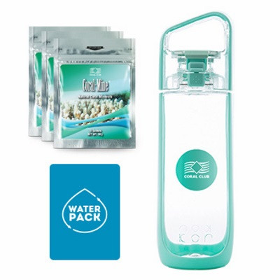 Упаковка для Здоровья №1 (Water Pack) бирюзовая бутылка Water Pack №1 (803020)