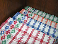 Набор льняных полотенец кухонных  4 шт. 39х65 см
