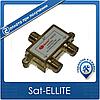 Разветвитель спутникового сигнала (сплиттер) Gecen GS06-02