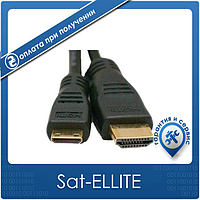 HDMI - mini HDMI кабель Atcom 1 м